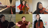 Young musicians unite in Rhapsody for COVID-19