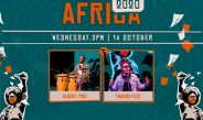 Poetry Africa and Jazz share online stage