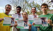 DUrbanTV Runners Raise a FutureLife for Hillcrest Aids Trust Covid-19 Relief Fund