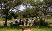 Inanda park promotes health & well-being